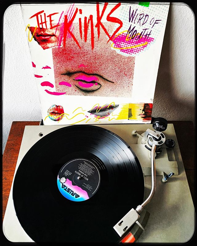 This 1984 Kinks release was on its way out the door when. @lyndal7 did a clean up recently. On my first listen, it might have a temporary reprieve.
